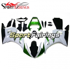 Fairing Kit Fit For Yamaha YZF R6 2003 2004 R6S 06 - 09 - White Green