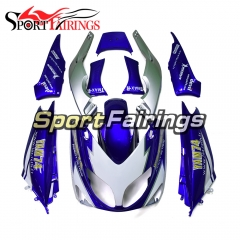 Fairing Kit Fit For Yamaha TMAX500 2001 - 2007 - Blue Silver