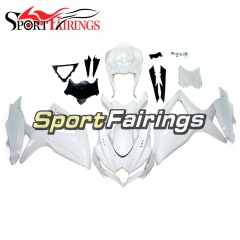 Fairing Kit Fit For Suzuki GSXR600 750 2008 - 2010 - Unpainted