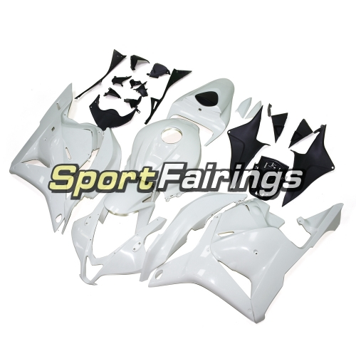 Racing Fairing Kit Fit For Honda CBR600RR F5 2009 - 2012 - Unpainted