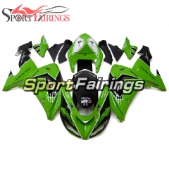 Fairing Kit Fit For Kawasaki ZX10R 2006 - 2007 -Green Black White