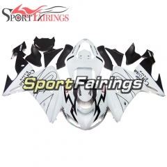 Fairing Kit Fit For Kawasaki ZX10R 2006 - 2007 -Corona Extra White
