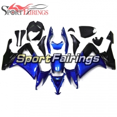 Fairing Kit Fit For Kawasaki ZX10R 2008 - 2010 - Blue Black