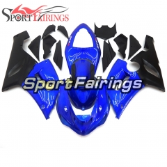 Fairing Kit Fit For Kawasaki ZX6R 2005 - 2006 - Gloss Blue