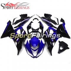 Fairing Kit Fit For Kawasaki ZX6R 2013 - 2017 - Dark Blue