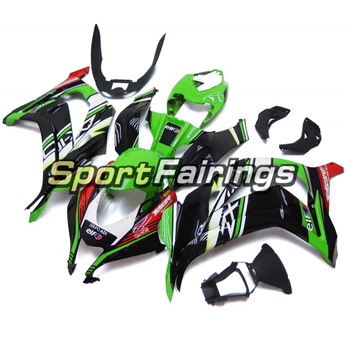 Fairing Kit Fit For Kawasaki ZX10R 2016 - 2019 -Green Black Red