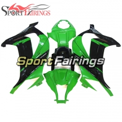 Fairing Kit Fit For Kawasaki ZX10R 2011 - 2015 -Green Black