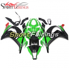 Fairing Kit Fit For Kawasaki ZX10R 2011 - 2015 -Motocard Ninja Green Black