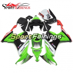 Fairing Kit Fit For Kawasaki ZX10R 2008 - 2010 -SBK SYKES 10