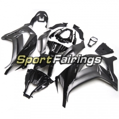 Fairing Kit Fit For Kawasaki ZX10R 2011 - 2015 -Black Sliver