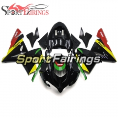 Fairing Kit Fit For Kawasaki ZX10R 2004 - 2005 -Black Yellow
