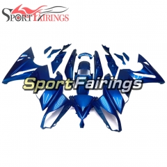 Fairing Kit Fit For Kawasaki ER-6F / Ninja 650r 2009 - 2011 - Gloss Blue