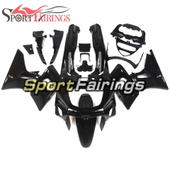 Fairing Kit Fit For Kawasaki ZZR400  1993 - 2007-Black Gold Decals