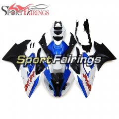 Fairing Kit Fit For BMW S1000RR 2017 2018 - Blue Black