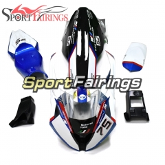 Firberglass Fairing Kit Fit For BMW S1000RR 2015 2016 - White Blue Red