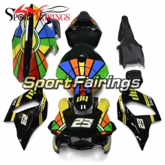 Fiberglass Racing Fairing Kit Fit For Yamaha YZF R1 2015 2016 -  Colorful