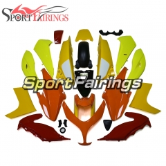 Fairing Kit Fit For Yamaha TMAX500 2008 09 10 2011 - Orange Green
