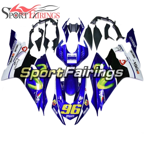 Fairing Kit Fit For Yamaha YZF R6 2017 - Blue