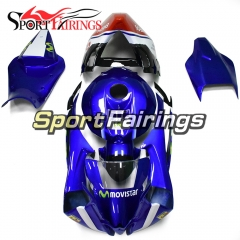 Fiberglass Racing Fairing Kit Fit For YZF R6 2008 - 2016 - Red Blue
