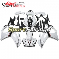 Fairing Kit Fit For Yamaha YZF R25 R3 2015 - 2017 - Black White