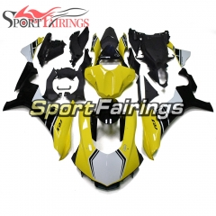 Fairing Kit Fit For Yamaha YZF R1 2015 2016 - White Yellow
