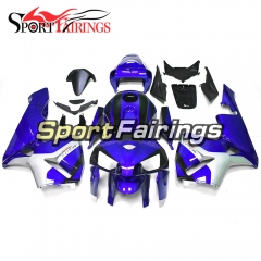 Fairing Kit Fit For Honda CBR600RR F5 2005 - 2006 - Blue Grey
