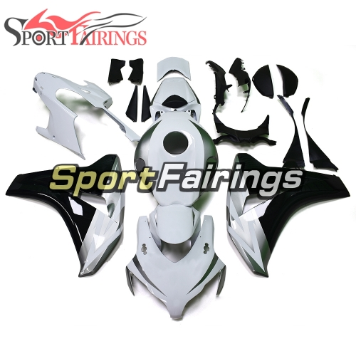 Fairing Kit Fit For Honda CBR1000RR 2008 - 2011 - White Black