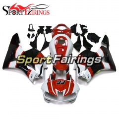 Fairing Kit Fit For Honda CBR600RR F5 2013 - 2016 - Red White Black