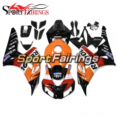 Fairing Kit Fit For Honda CBR1000RR 2006 - 2007 -  Orange Black Red