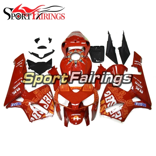 Fairing Kit Fit For Honda CBR600RR F5 2005 - 2006 - Red