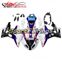 Fairing Kit Fit For BMW S1000RR 2011 - 2014 - Blue White Red