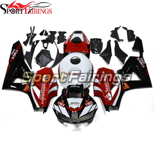 Fairing Kit Fit For Honda CBR600RR F5 2013 - 2016 - White Red Black