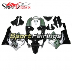 Fairing Kit Fit For Honda CBR900RR 919 1998 - 1999 - Black Silver
