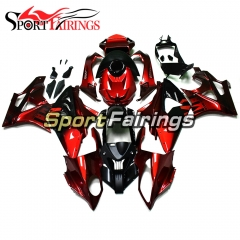 Fairing Kit Fit For BMW S1000RR 2011 - 2014 - Pearl Red Black