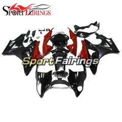 Fairing Kit Fit For BMW S1000RR 2011 - 2014 - Black Deep Red