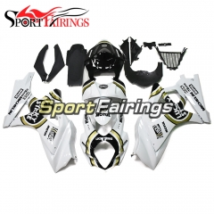 Fairing Kit Fit For Suzuki GSXR1000 K7 2007 - 2008 - White Black