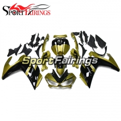 Fairing Kit Fit For Yamaha YZF R25 R3 2015 - 2017 - Black Gold