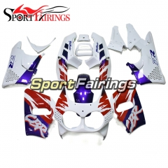 Fairing Kit Fit For Honda CBR900RR 893 1992 - 1993 - White Red Blue