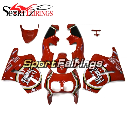 Fairing Kit Fit For Honda RVF400R NC35 V4 1993 - 1998 - Red