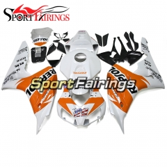 Fairing Kit Fit For Honda CBR1000RR 2006 - 2007 -  Repsol White Orange