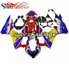 Fairing Kit Fit For Honda CBR1000RR 2017 - Blue Red yellow