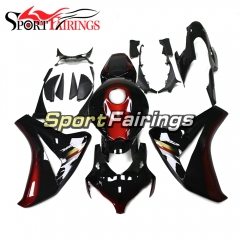Fairing Kit Fit For Honda CBR1000RR 2008 - 2011 - Black Red