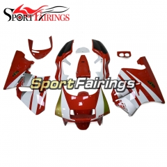 Fairing Kit Fit For Honda NSR250R SP NC21 P3 1990 - 1993 - Red White