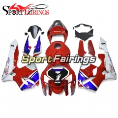 Fairing Kit Fit For Honda CBR600RR F5 2005 - 2006 - Red White Blue