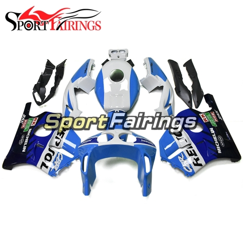 Fairing Kit Fit For Honda CBR250RR MC22 1990 - 1994 - Blue White