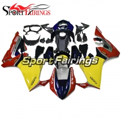 Fairing Kit Fit For Honda CBR1000RR 2017 - Yellow Red Black
