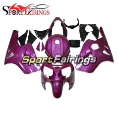 Full Fairing Kit Fit For Kawasaki ZX12R ZX-12R 2000 2001 - Gloss Pure Purple