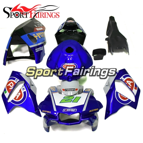 Fairing Kit Fit For Yamaha YZF R1 2015 2016 - White Blue Black NO.21