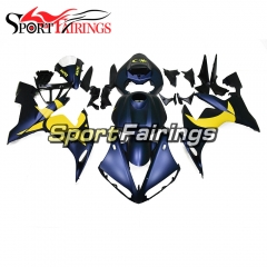 Fairing Kit Fit For Yamaha YZF R1 2004 - 2006 - Yellow Black