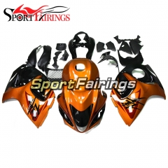 Fairing Kit Fit For Suzuki GSXR1300 Hayabusa 2008 - 2016 - Gold Black